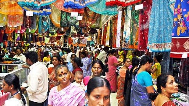 T. Nagar Market, Chennai