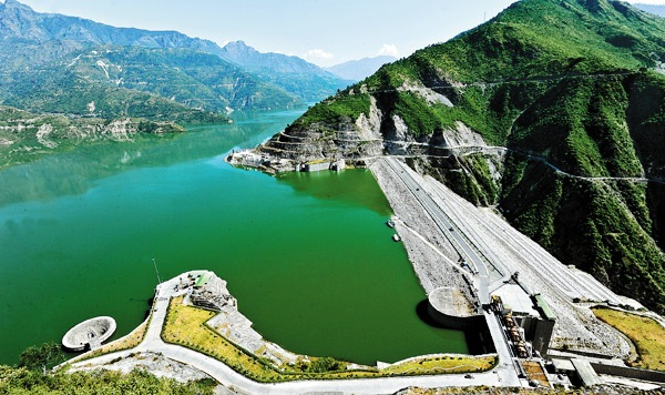 Tehri Dam History