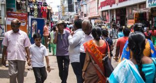 Top 10 Markets in Chennai for Shopping - Best Markets in Chennai