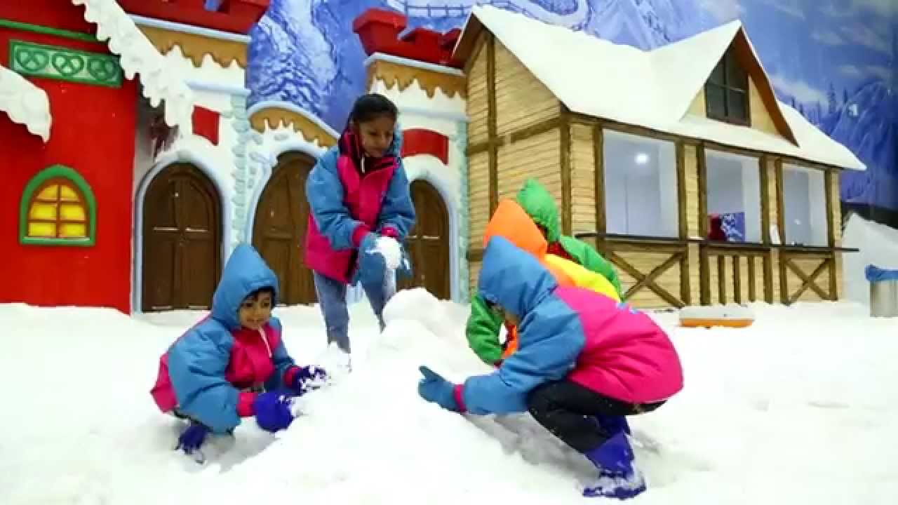 VGP Snow Kingdom, Chennai