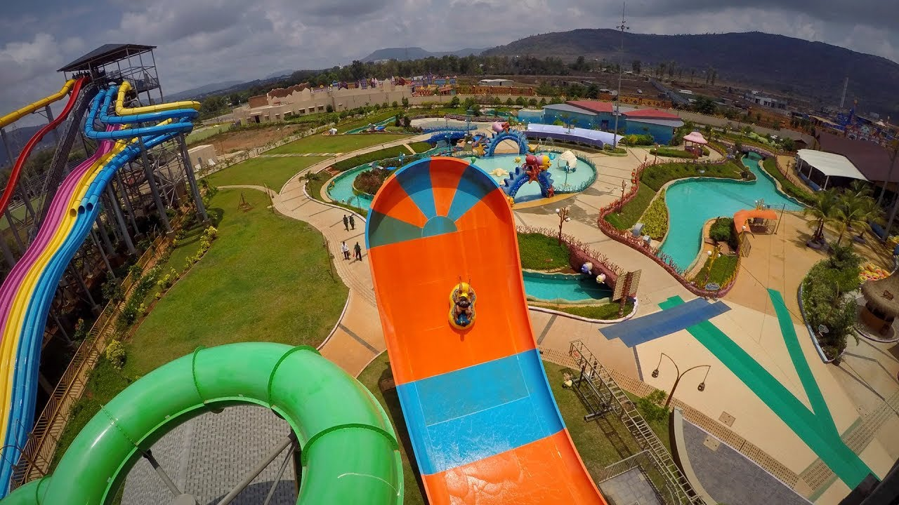 Wet n Joy Water Park, Pune