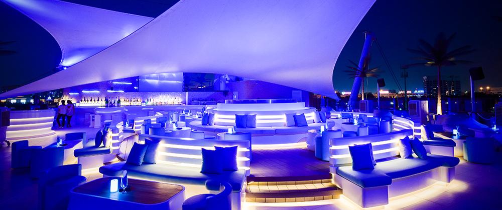 Cielo Sky Lounge, Dubai