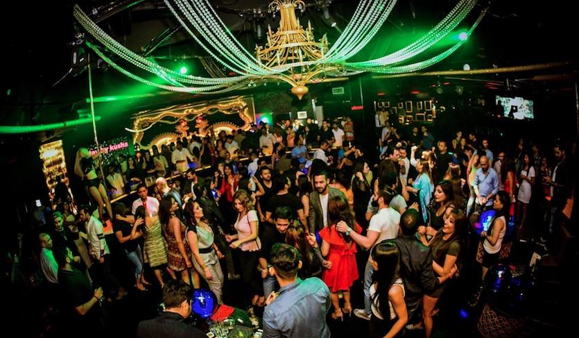 Club Boudoir, Dubai
