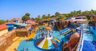 Top 5 Water and Amusement Parks in Goa