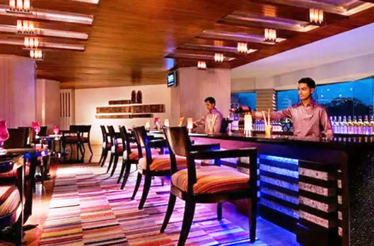 Altitude Lounge Bar, Hyderabad New Year Party