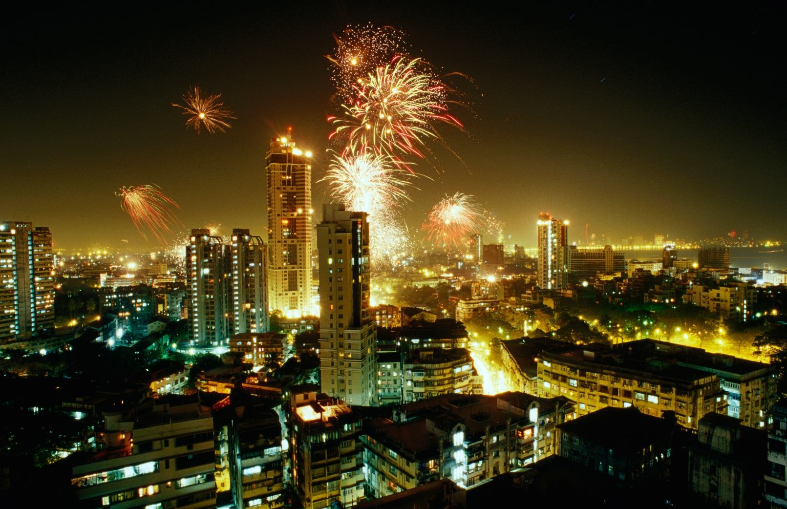 Top 10 Places to Celebrate New Year's Eve in India