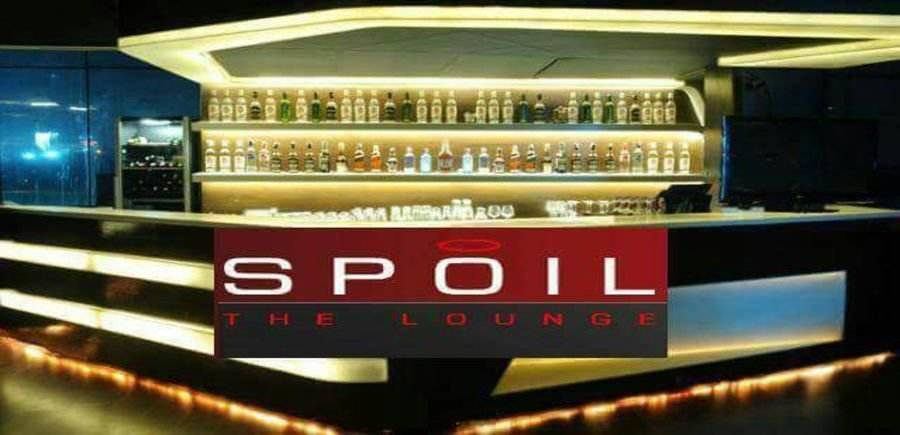 Spoil Lounge, Hyderabad New Year Party