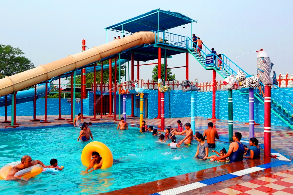 Aapno Ghar Water Park, Gurgaon
