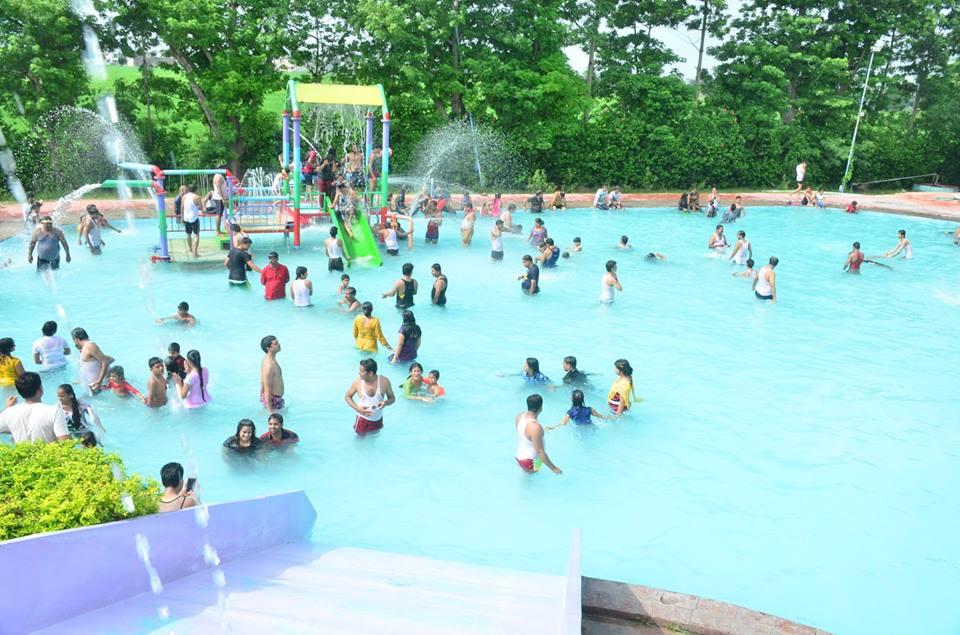 Aquagreens Water Park, Kota