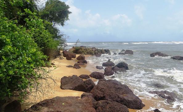 Betul Beach, Goa