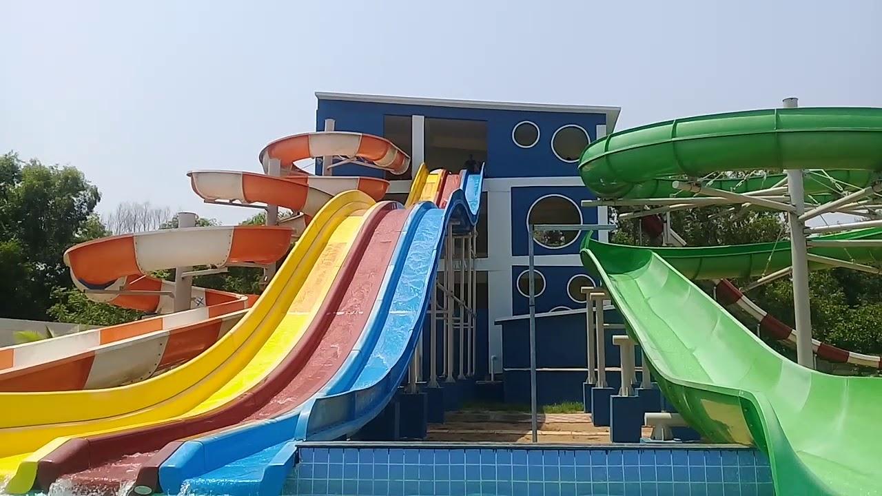 Blue Splash Water Park, Puri Odisha