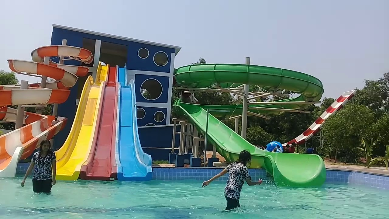 Blue Splash Water Park, Puri