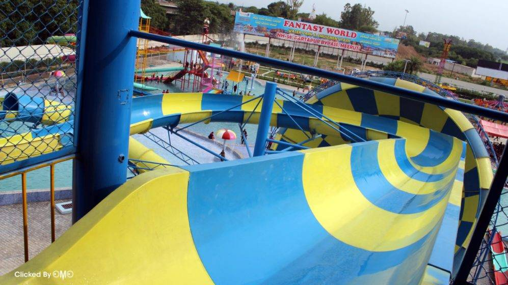 Fantasy World Water and Amusement Park, Meerut
