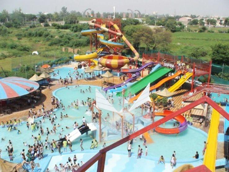 Fun Castle Water Park in Ranchi