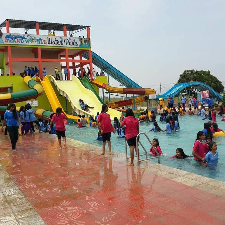 Grand World Water and Amusement Park, Tirupati