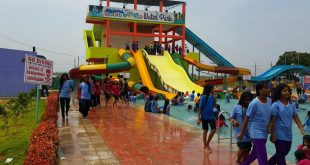 Grand World Water and Amusement Park in Tirupati