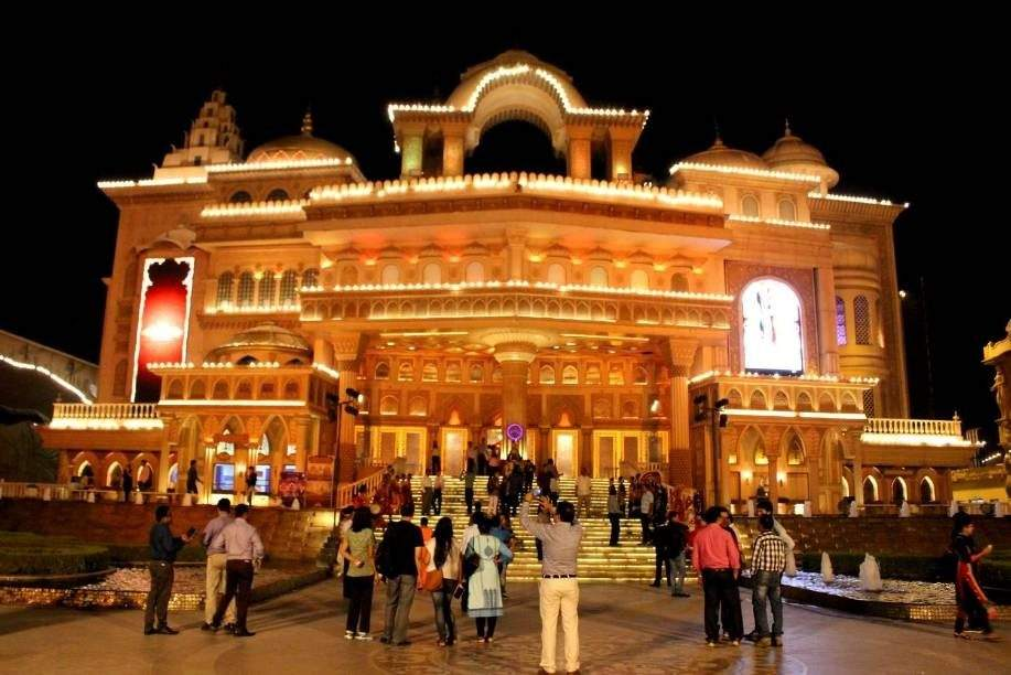 Kingdom of Dreams in Gurgaon