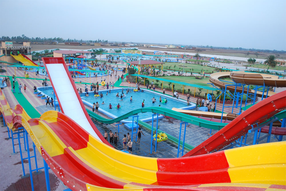 MM Fun City in Raipur