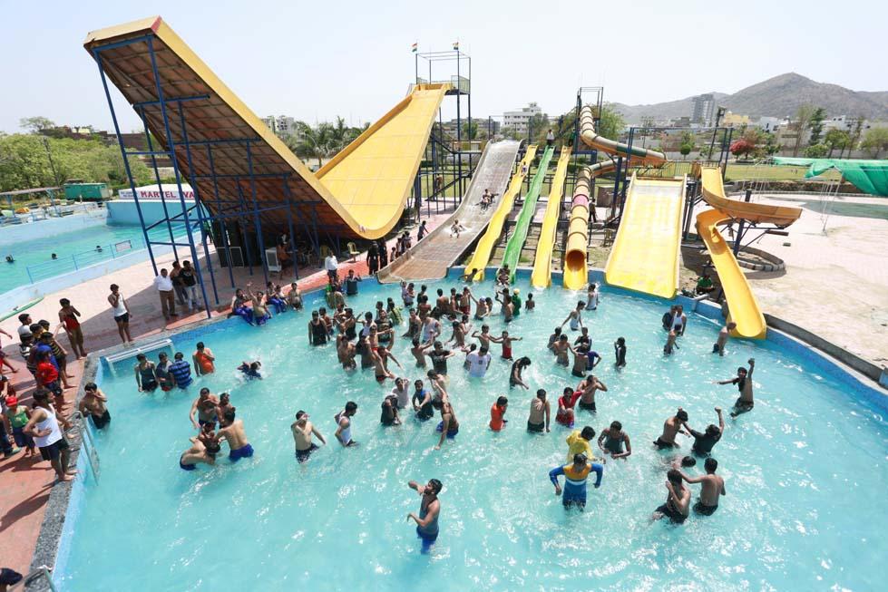 Marvel Water Park, Udaipur