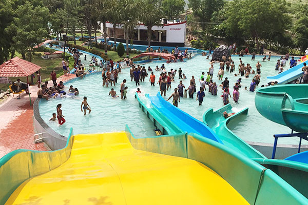 Marvel Water Park in Udaipur