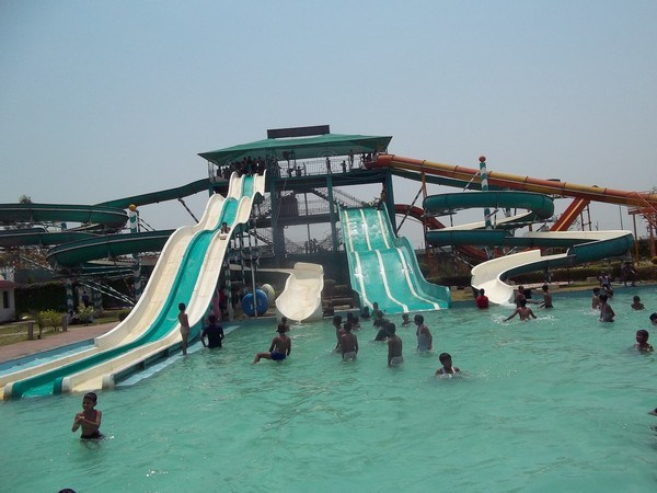 Neer Kinkunj Water Park in Gorakhpur
