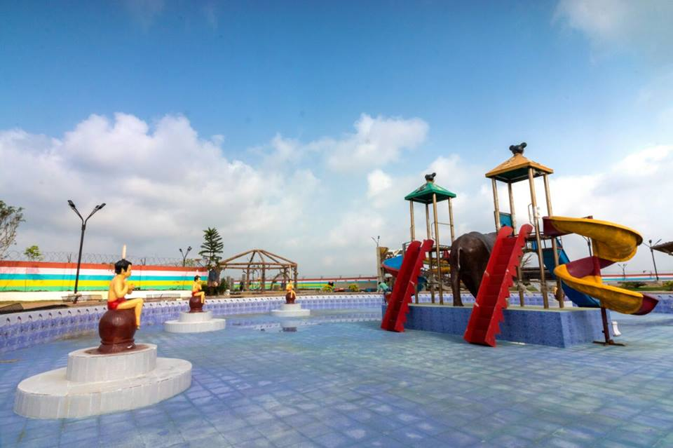 Pratyush Ocean World Water Park, Puri