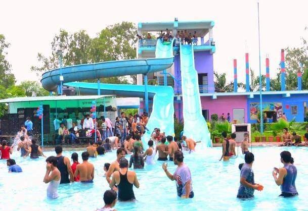 SawanPhuhar Water Park, Kota