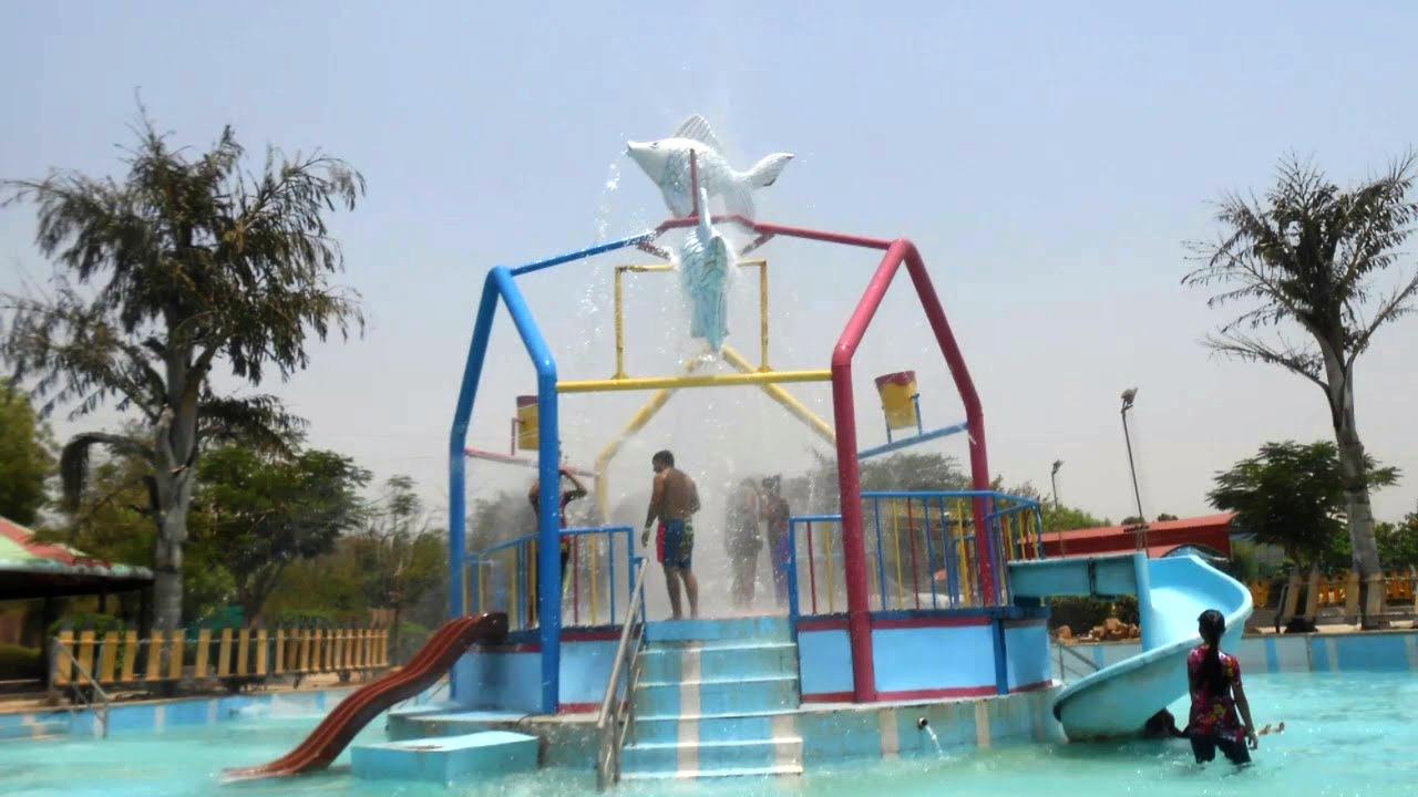 Splash The Sun City Water Park in Gwalior