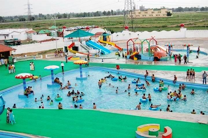Splash Water Park, Hisar