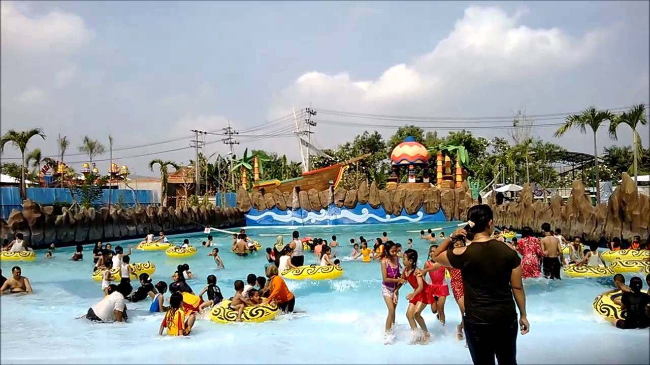 Sun City Amusement and Water Park in Amritsar