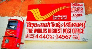 Hikkim Post Office – World's Highest Post Office