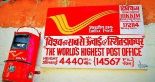 Hikkim Post Office – World's Highest Post Office
