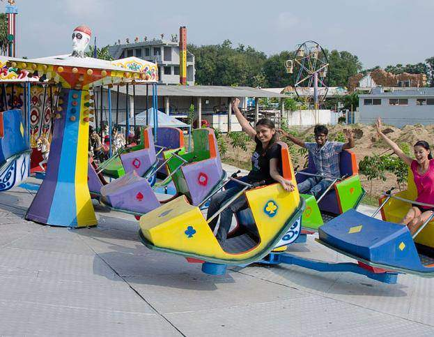 Pogo Land Amusement Park in Pondicherry