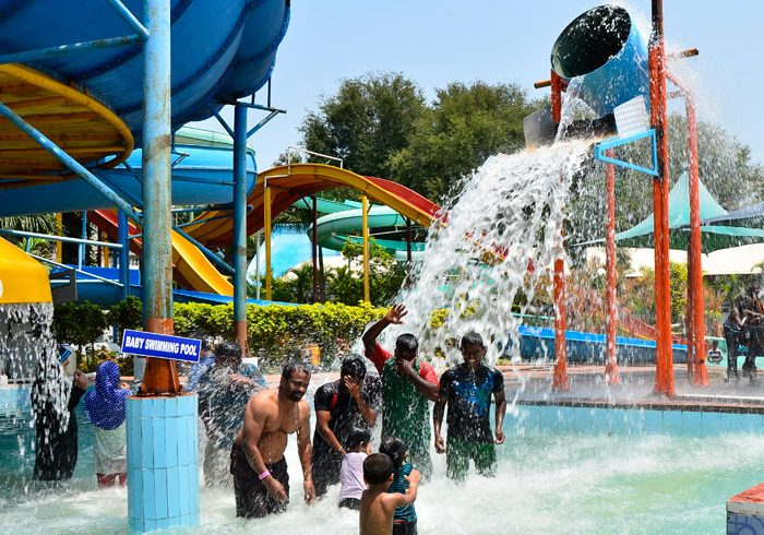 Pogo Land Water Park Pondicherry