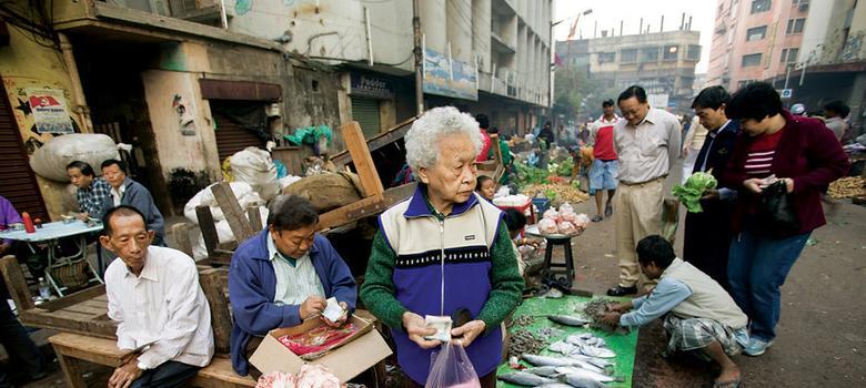 Tangra, Kolkata - India's China Town