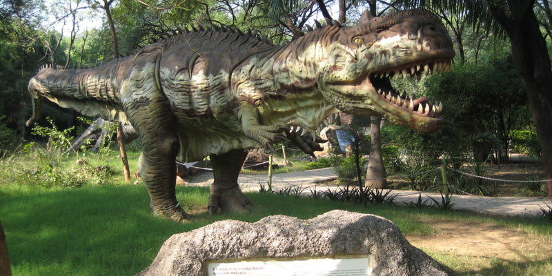The Jurassic Park of India