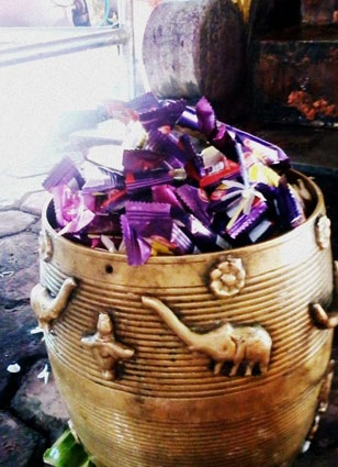 The Tradition at Munch Murugan