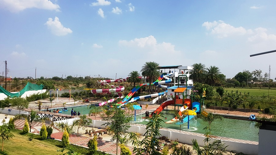 WWF Water Park and Resorts, Ujjain