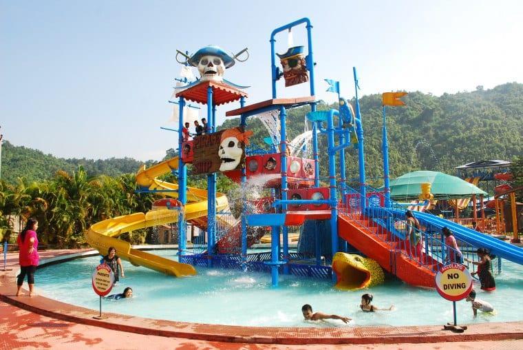 Accoland Water Park, Guwahati