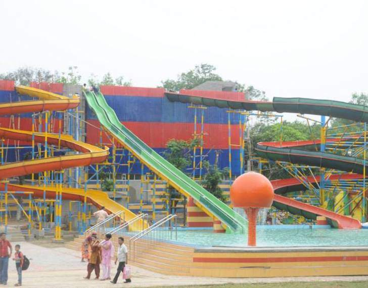 Anand Water Park, Durgapur