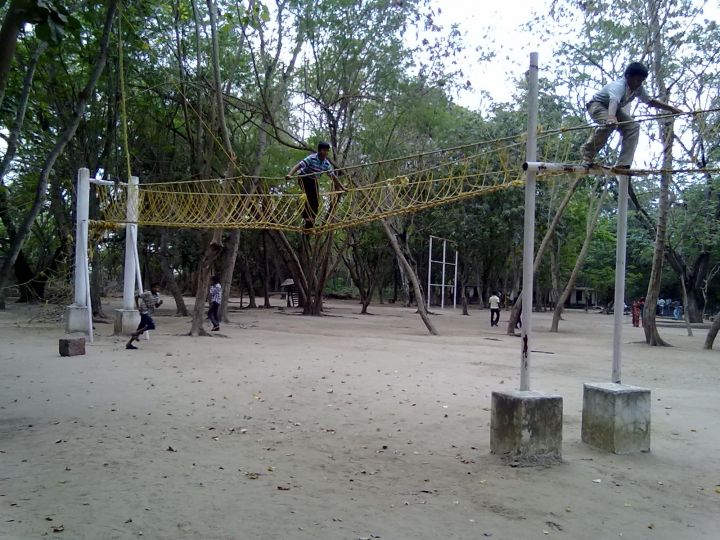 Bhavani Island Park in Vijayawada
