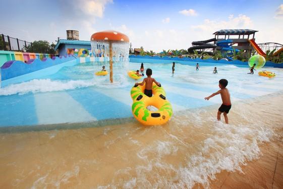 Bubble Island Bilaspur