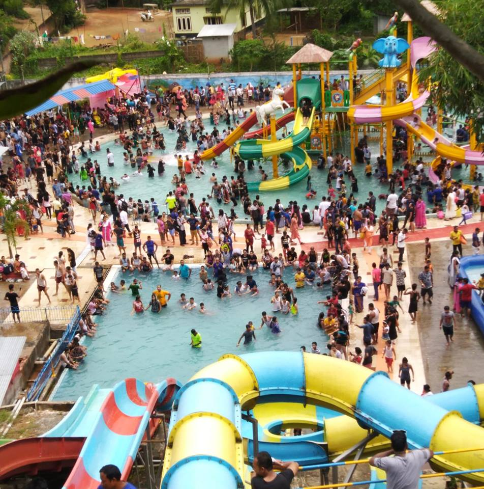 Dreamland Amusement Park, Guwahati