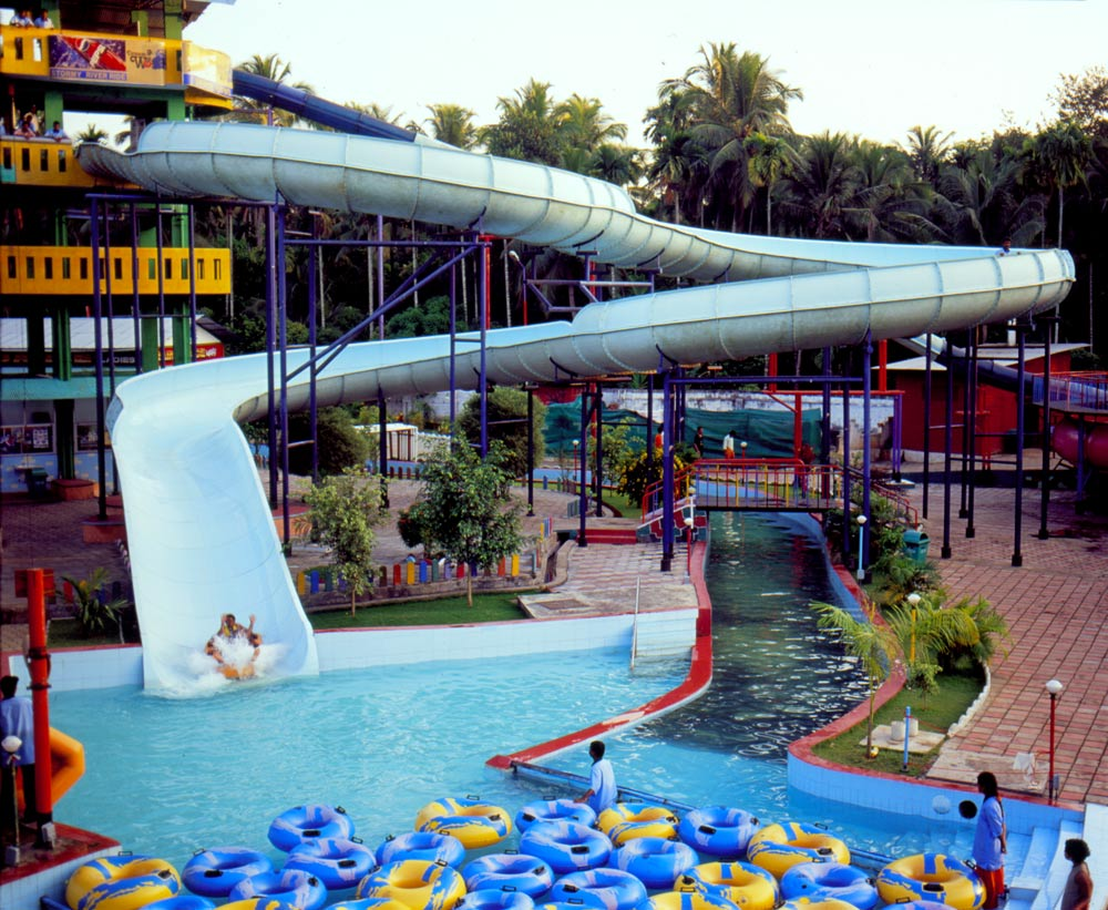 Dreamworld Water Park, Thrissur