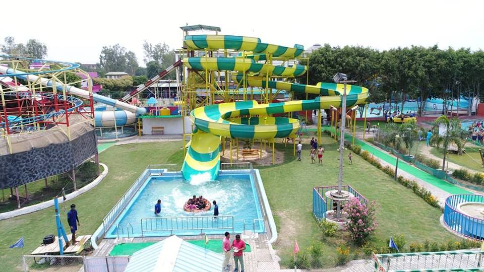 be82acd3f72 Drizzling Land Water Park in Ghaziabad is a world-class destination located  in Delhi-NCR region which offers people access to a perfect getaway that  comes ...