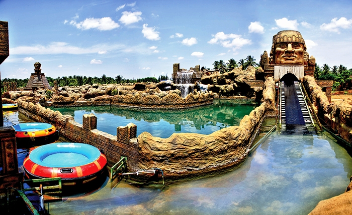 GRS Fantasy Park - Water and Amusement Park in Mysore