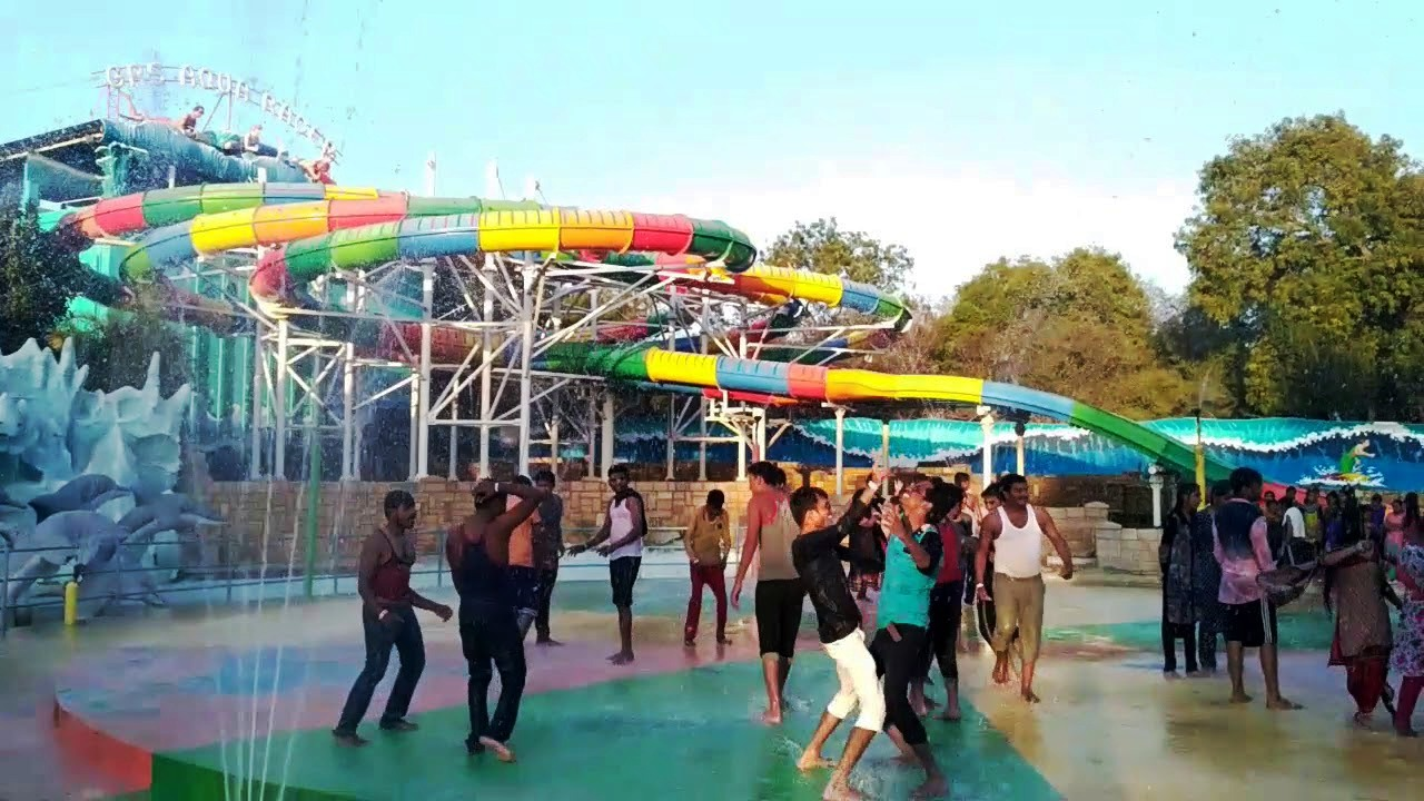 GRS Fantasy Park in Mysore