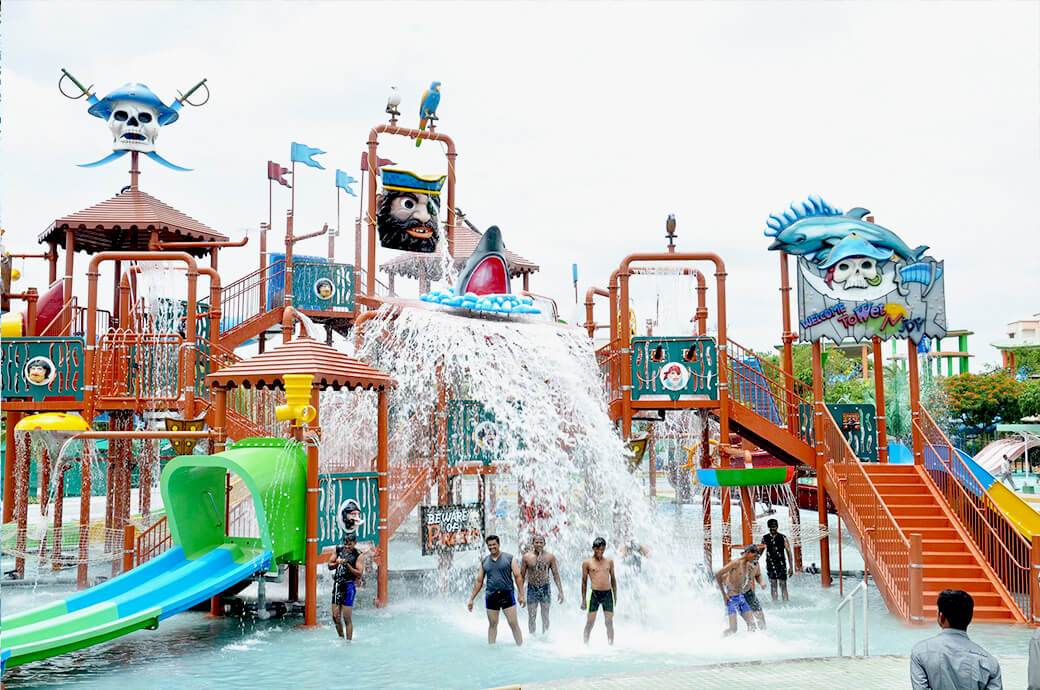 H20 Water and Amusement Park, Aurangabad