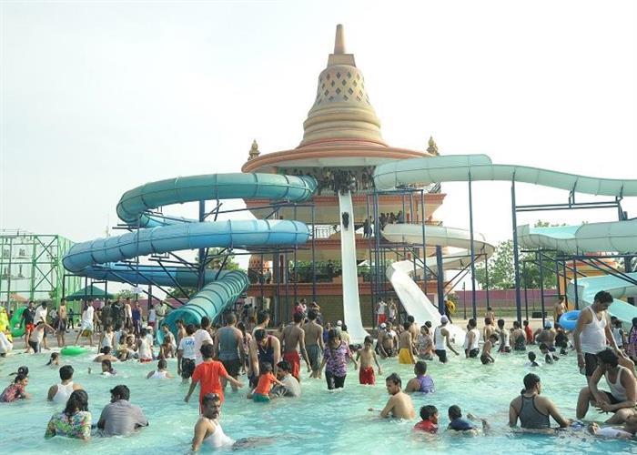 Haailand Water Park, Vijayawada