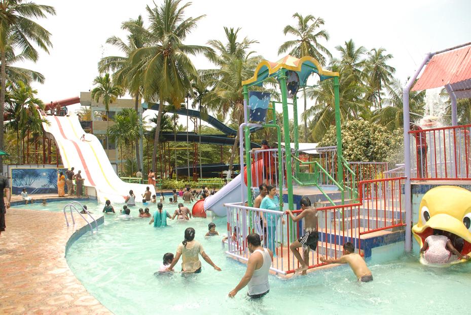 Kovai Kondattam Water Park, Coimbatore